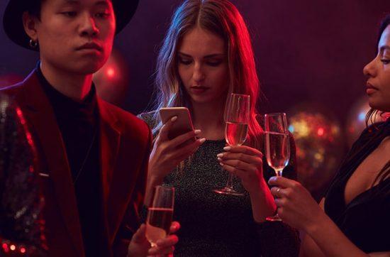 Hookup dating night