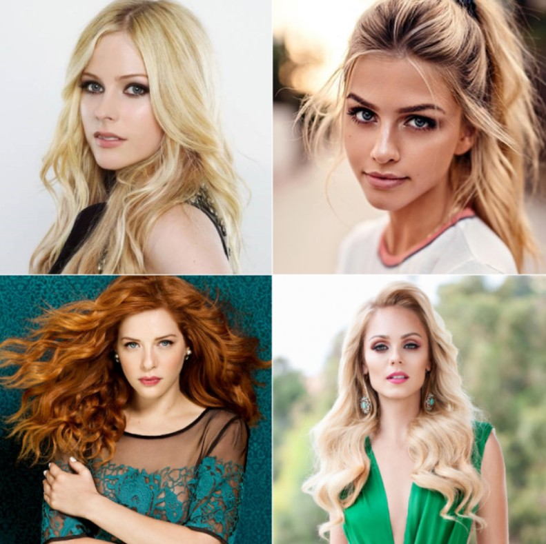 Celebrities from Canada
