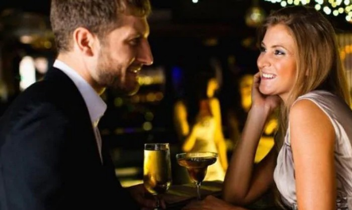 Image of a night date