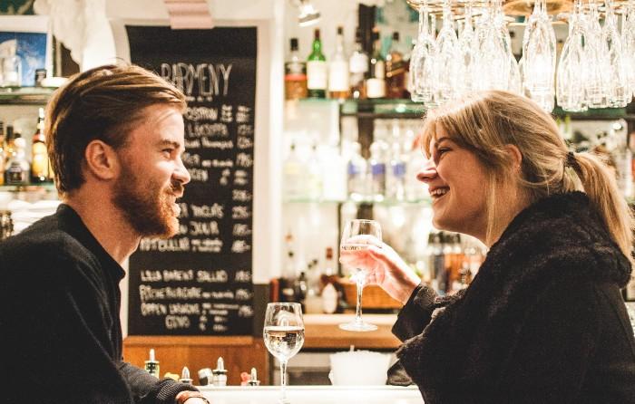 Image of flirting in Sweden
