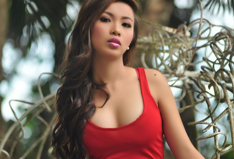 Beautiful Philippine women love a free hookup