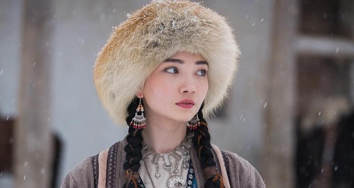 Image of Kazakh woman