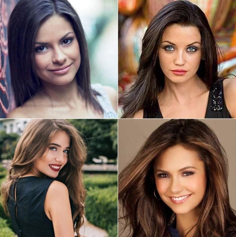 Beautiful women from Bulgaria