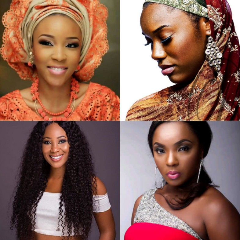 Beautiful Nigerian females