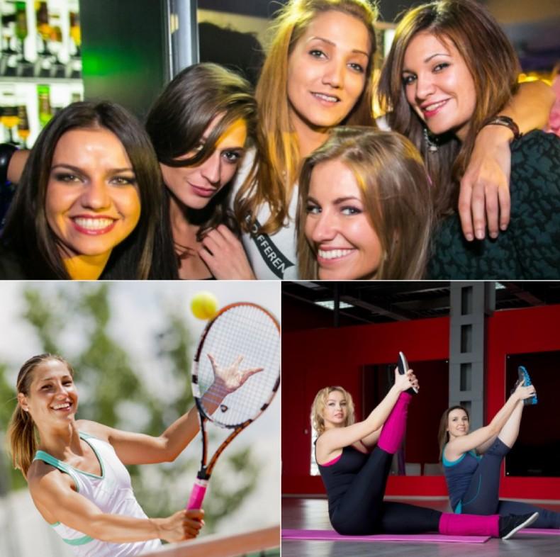 Enthusiasms of women in Bulgaria