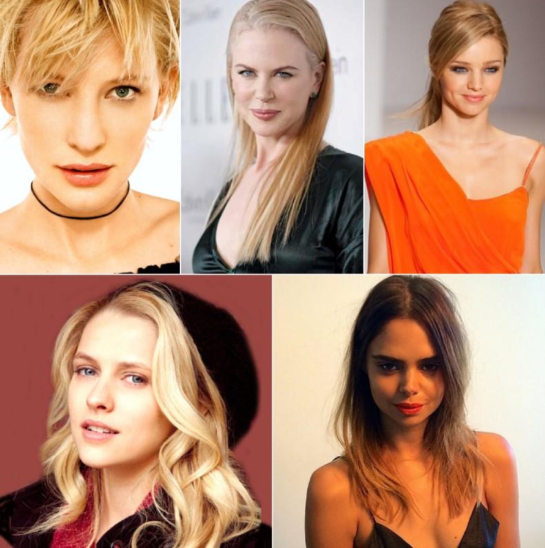 Celebrities from Australia