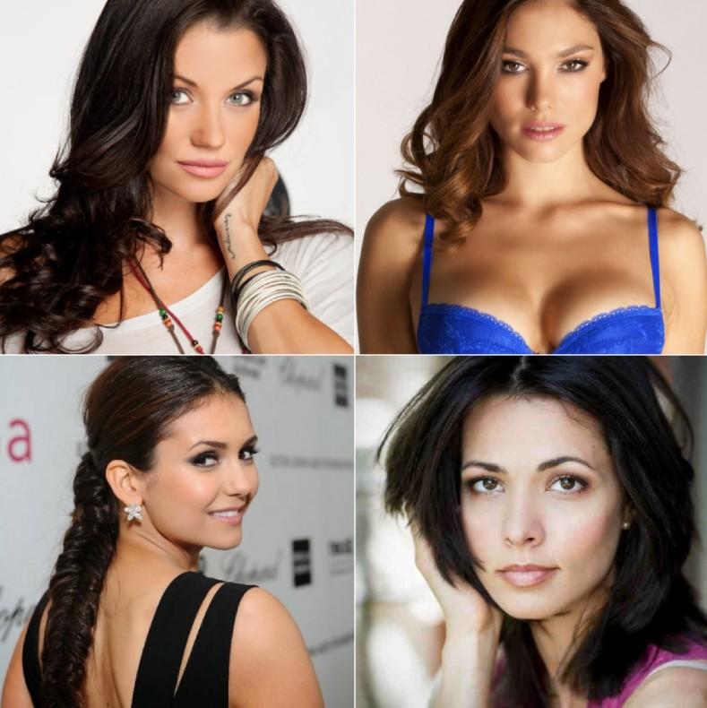 Female celebrities from Bulgaria