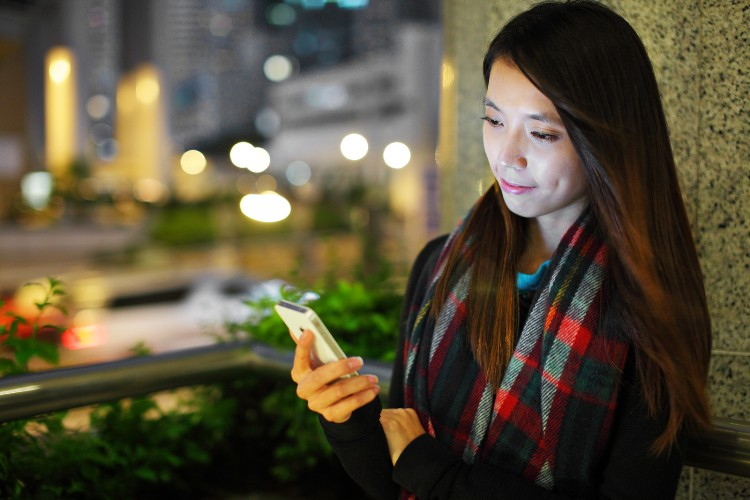 Meet beautiful Chinese women on the WeChat hookup app for short flings and dting