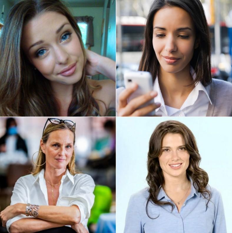 Attractive women from Australia
