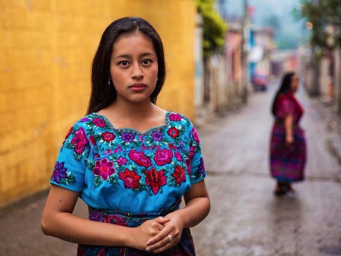 Meet beautiful Guatemalan girls for a casual hookup