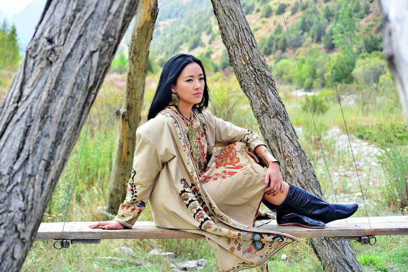 Hookup with ladies from Kyrgyzstan
