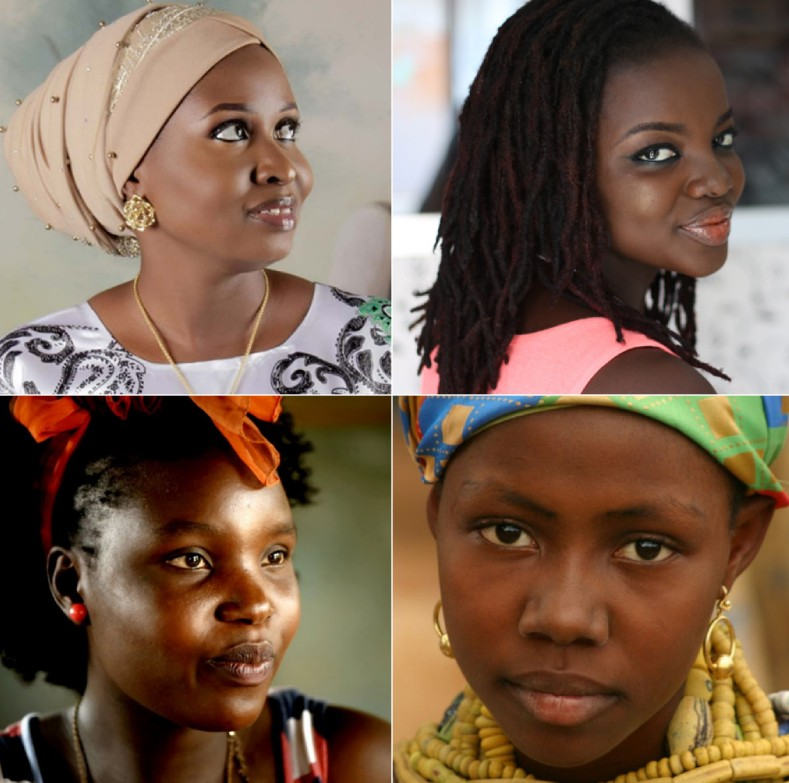 Females from Nigeria