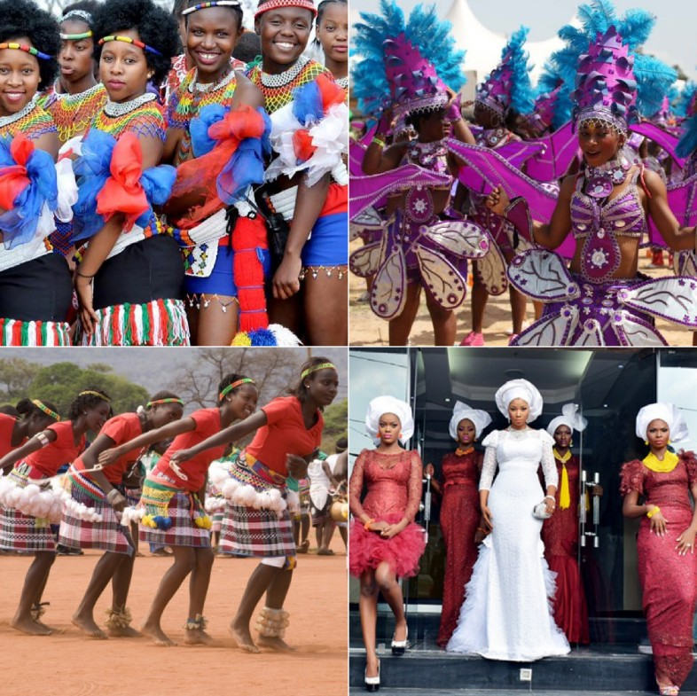 Events in which Nigerian women are involved