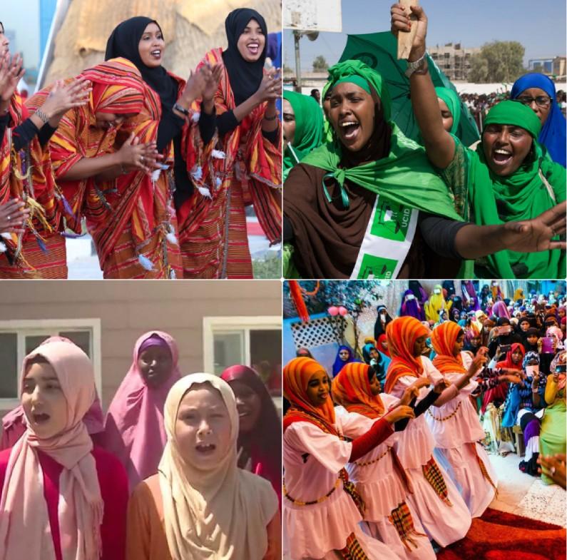 Interests of women in Somalia