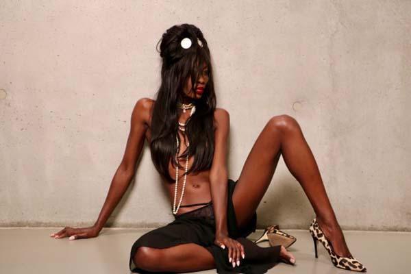 hookup black model
